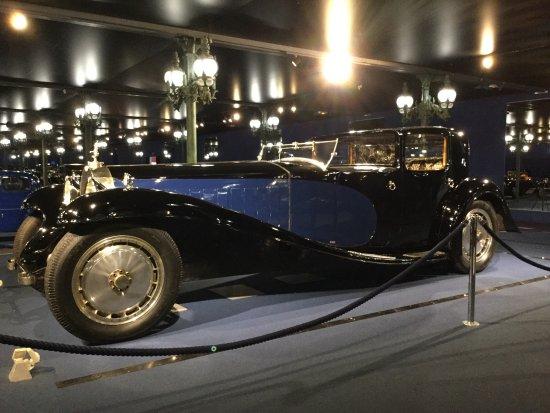 Musée de l'automobile à Mulhouse