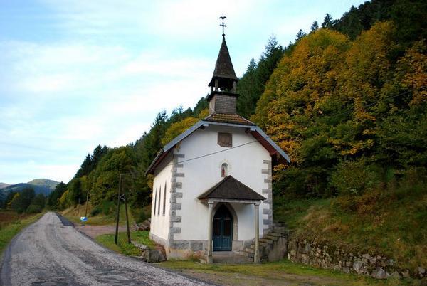 La Chapelle du Rudlin